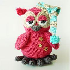 Owl Pinky - Amigurumipatterns.net