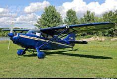 Stinson 108-3 aircraft picture