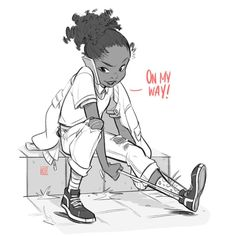 Digital art girl character inspiration posts 52 Ideas for 2019 Character Design Cartoon, Cartoon Art Styles, Character Design References, Character Drawing, Character Design Inspiration, Character Illustration, Character Sketches, Character Design Animation, Black Characters
