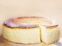 עוגת גבינה כשרה לפסח (צילום: דניאל לילה ,על השולחן)