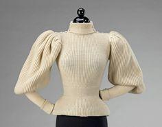 Sweater c 1895