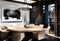 Dylan Farrell Design specialises in discrete and detailed boutique interior and exterior residential design services. Steel Frame Doors, Wine Tasting Room, Interior Design Gallery, Melbourne House, Boutique Interior, Gamer Room, Formal Living Rooms, Dining Rooms, Dining Area