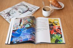 DCMAG 2 on Editorial Design Served