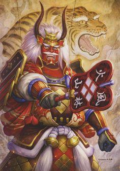 Shingen Takeda - Koei Wiki - Wikia