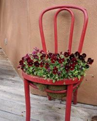Love chairs! Railroad Towne Antique Mall, 319 W 3rd St, Grand Island, NE, 308-398-2222
