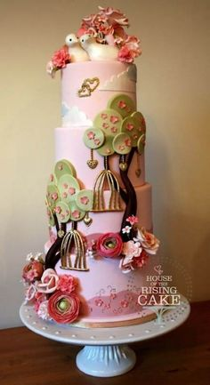 Cake Wrecks - Home - Sunday Sweets: I'm Your Maître D'. This cake is so cute! I'd love to make it, or a smaller version!