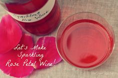 I may receive a commission if you purchase something mentioned in this post. More details here. Let's make some Sparkling Rose Petal Wine! I am excited about this recipe because this is a brew you can all make, at just about any time of year. The list of ingredients is very short, and the star …