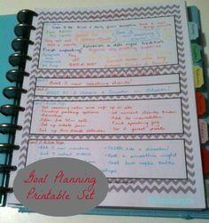 fitness goal setting worksheet healthy living pinterest goal setting worksheet goal. Black Bedroom Furniture Sets. Home Design Ideas