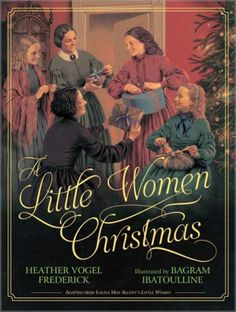 <p>The Little Women get the best present of all in this re-telling of holiday scenes from the beloved classic. (Ages 6-8)</p>