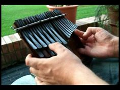 another colloquium inspiration, engaging the client on multiple creative levels, creating and protecting the space and holding witness, the KALIMBA!