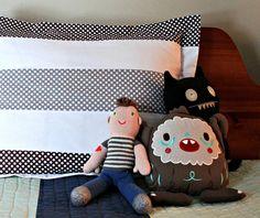 pillow sham tutorial