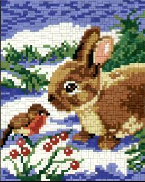 Sweet Meetings Painting Templates, Diamond Art, Animal Crossing, Embroidery Designs, Winter, Arts And Crafts, Teddy Bear, Christmas Ornaments, Holiday Decor