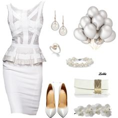"""Elie Saab"" by lellelelle on Polyvore"