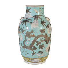 Chinese Vase - beautiful color