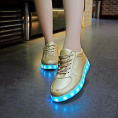 Men's Shoes Inventive New 2018 Big Size 35-46 Usb Led Light Shoes Men Glowing Fashion Led Shoes Mens Adults Male Lumineuse Shoes Basket Femme Price Remains Stable Shoes