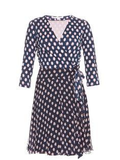 DIANE VON FURSTENBERG Irina Dress. #dianevonfurstenberg #cloth #dress
