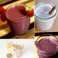 Low-Calorie Smoothies You Can't Live Without