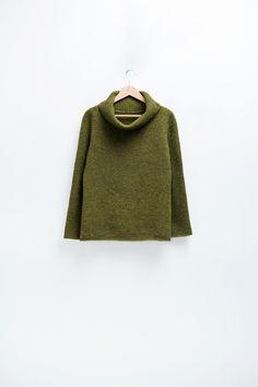 Oversized Merino Wool Scarf - JOA Gro?er Alter Mann by VIDA VIDA XpMbFwgB