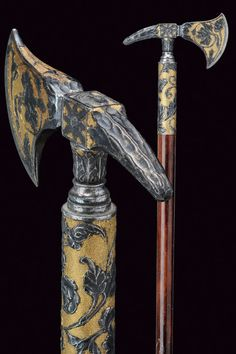 A honor axe,    ,	 	Germany ,	 	19th Century.