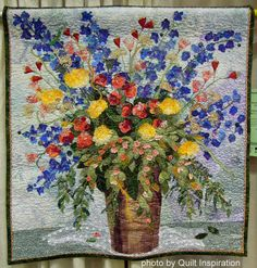 Quilt Inspiration: Best of the 2014 Pacific International Quilt Festival : Day 6