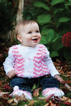 Free Universal Yarn Pattern : Waves and Giggles