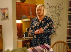 Coronation Street's Eileen makes a huge new discovery over Phelan tonight  - DigitalSpy.com