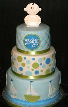 Google Image Result for http://cakepicturegallery.com/d/20451-2/Baby%2Bboy%2BBaby%2BShower%2BCake%2Bin%2Bthree%2Btiers.PNG