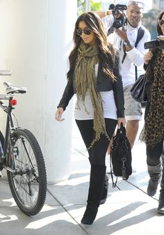 If I could have anyone's closet it would be kim k
