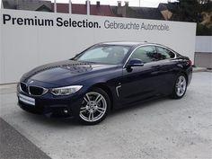 BMW 420d Coupe Aut.: Sportwagen/Coupé, EZ 02/2015, 1.800 km, 184 PS, Blau, 51.900 EUR, Niederösterreich, 2225 Zistersdorf