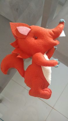 Lobo Mau da Chapeuzinho Vermelho.