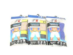Russell Advanced Cotton Performance 2 Pack Boxer Briefs-XL-40-42-Lot of 3  #RussellAthletic #BoxerBriefs