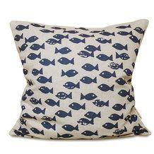 FISH, BLUE