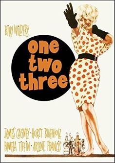 James Cagney & Horst Buchholz & Billy Wilder-One Two Three