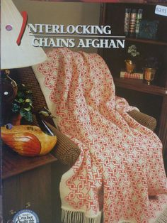 Interlocking Chains Afghan  Annie's Crochet & by CarolsCreations77, $1.50