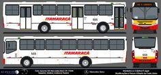 DESENHOS ONIBUSALAGOAS: ITAMARACÁ 555