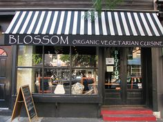 Blossom Restaurant -Gourmet vegan cuisine in Chelsea and UWS, NY