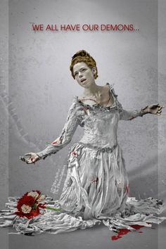 Brona Croft Cursed Reborn Print Penny Dreadful