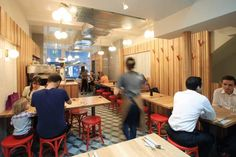 Visit Rosa's Thai Café in Carnaby for authentic Thai food