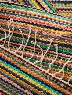 Textiles, Scandinavian Style, Woven Rug, Pattern Design, Hand Weaving, Carpet, Sewing, My Style, Crochet