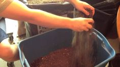 Making my Indoor Potting Mix for the Alberta Urban Garden Organic Gardening, Gardening Tips, Indoor Gardening, Outdoor Projects, Garden Projects, Edible Garden, Garden Fun, Hobby Farms, Lawn Care