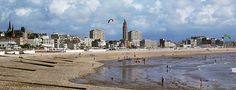 Panorama le havre France