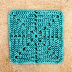 Account Suspended Free Crochet Granny Square Patterns – Karla's Making It Crochet Placemats, Crochet Quilt, Crochet Squares, Filet Crochet, Granny Square Pattern Free, Granny Square Häkelanleitung, Square Scarf, Crochet Motif Patterns, Manta Crochet
