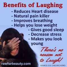 Benefits of laughing Follow us @ http://pinterest.com/stylecraze/health-and-wellness/  for more updates.