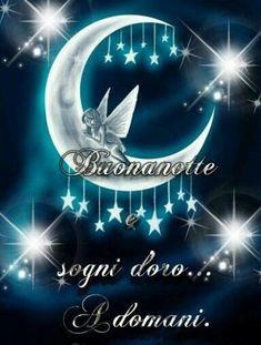Buona Notte con le Fate 10 immagini magiche - Bgiorno.it Good Night, Celestial, Facebook, Movie Posters, Outdoor, Link, Have A Good Night, Film Poster, Popcorn Posters