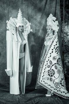 Удивительный бумажный арт: коллекции Аси Козиной - Ярмарка Мастеров - ручная работа, handmade