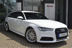 Used 2016 Audi A6 3.0 TDI quattro (218 PS) S-Line Avant for sale in London…