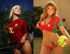 FIFA World Cup Hot and Sexy Girls Fashion Show