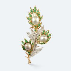Buccellati - Brooches - Tulipa Brooch  - High Jewelry - http://us.buccellati.com/en/home?country=us