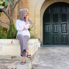 Ruba Zai via instagram @hijabhills