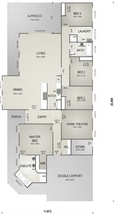 1000 images about floor plans on pinterest kit homes for Western homes floor plans